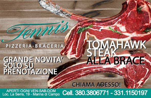 - Tennis Club - Pizzeria e Braceria